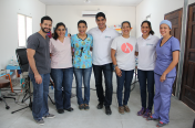 Danilo's Cares Dental Hygiene Month